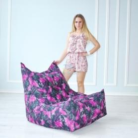 Бескаркасное кресло Вильнюс принт - Фото №3