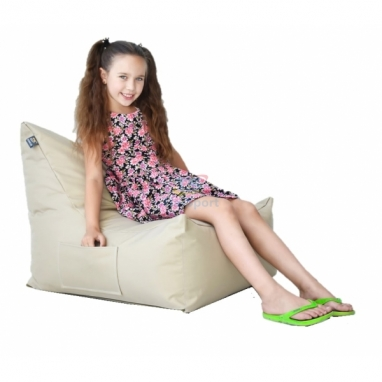 Бескаркасное кресло Вильнюс детское однотонное
