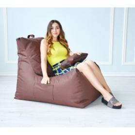 Бескаркасное кресло Барселона однотонное Оксфорд - Фото №2