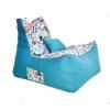 Бескаркасное кресло Барселона велюр - Фото №3