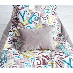 Бескаркасное кресло Барселона велюр - Фото №5