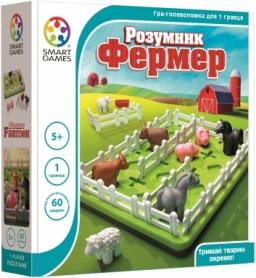Игра настольная Розумник Фермер