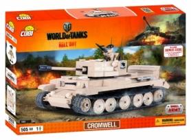 Конструктор COBI World Of Tanks Кромвель (COBI-3002)