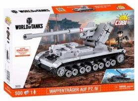 Конструктор COBI World Of Tanks Тигр I (COBI-3000B)