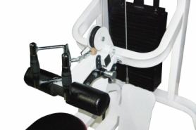 Комбинированный тренажер тяга сверху и снизу HAUKKA K262 - Фото №3