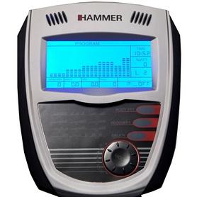Орбитрек (эллиптический тренажер) Hammer Crosslife XTR 4126 - Фото №7