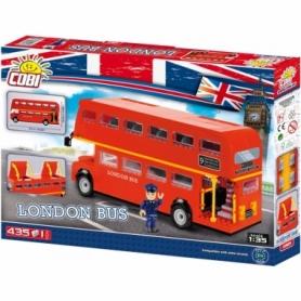 Конструктор COBI Лондонский автобус, 435 деталей, 1:35 (COBI-1885)