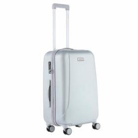 Чемодан CarryOn Skyhopper (M) Silver