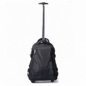 Сумка-рюкзак на колесах Epic Explorer 34 Slim Black
