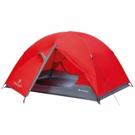 Палатка трехместная Ferrino Phantom 3 (8000) Red