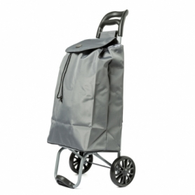 Сумка-тележка Epic City X Shopper Ergo 40 Charcoal Black