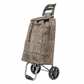 Сумка-тележка Epic City X Shopper Ergo 40 Leopard