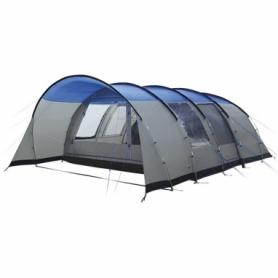 Палатка шестиместная High Peak Leesburg 6 (Grey/Blue)