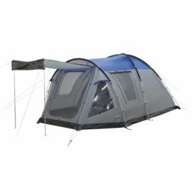 Палатка пятиместная High Peak Santiago 5 (Grey/Blue)