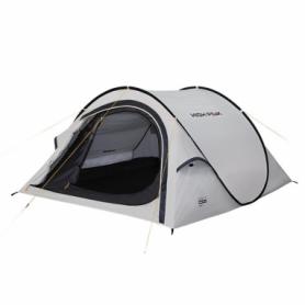 Палатка двухместная High Peak Boston 2 (Aluminium/Dark Grey)