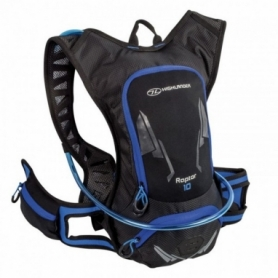 Рюкзак спортивный Highlander Raptor Hydration Pack 10 Black/Blue