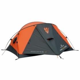 Палатка двухместная Ferrino Maverick 2 (10000) Orange/Gray