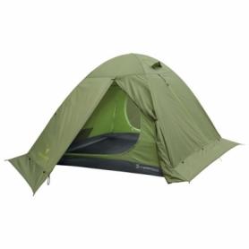 Палатка трехместная Ferrino Kalahari 3 Green