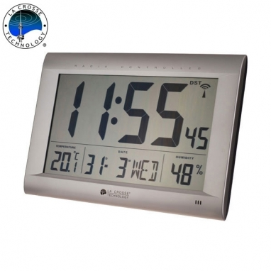 Метеостанция La Crosse WS8009-SIL