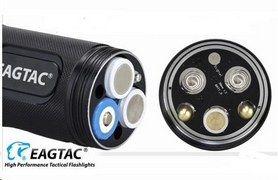 Фонарь Eagletac MX25L3 MT-G2 P0 (2750 Lm) - Фото №3