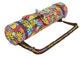 Сумка для фитнеса и йоги Yoga bag Fodoko (FI-6972-4) - красно-желтый