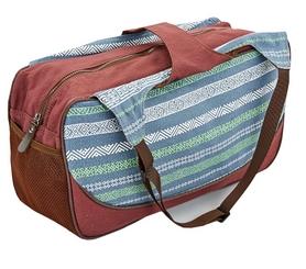 Сумка для йога-коврика Yoga bag Kindfolk (FI-8366-3) - серо-синяя