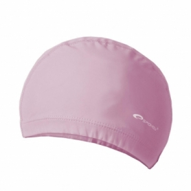 Шапочка для плавания Spokey Torpedo (84377), розовая