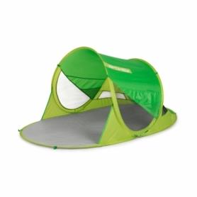Палатка-автомат пляжная Spokey Stratus (922249) - зеленая, 190x120x90 см