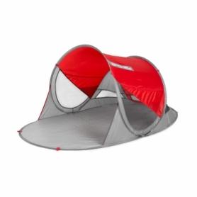 Палатка-автомат пляжная Spokey Stratus (922274) - красная, 190x120x90 см