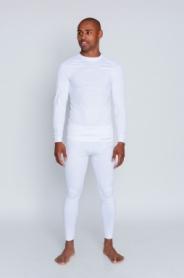 Комплект термобелья мужской спортивный Haster Hanna Style ProClima (SL90175) - белый