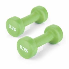 Гантели для фитнеса Spokey Shape IV (920893), 2 шт по 0,75 кг