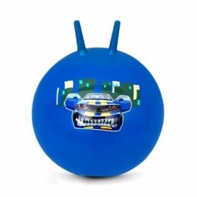 Мяч для фитнеса (фитбол) с рожками Spokey Speedster (922741), 60 см