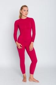 Комплект термобелья спортивный женский Tervel Comfortline (SL200240025) - розовый