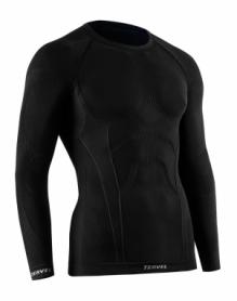 Термокофта мужская спортивная Tervel Comfortline (SL10021) - черная