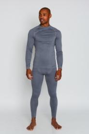 Комплект термобелья мужской спортивный Haster Hanna Style ProClima (SL90152) - серый