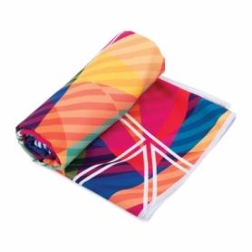 Полотенце охлаждающее для спортзала Spokey Malaga (921944), 80х160 см