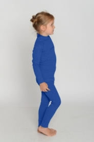 Комплект термобелья детский зимний Radical Snowman (SL8033) - голубой