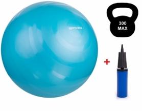 Мяч для фитнеса (фитбол) 55 см Spokey Fitball Mod (920940)