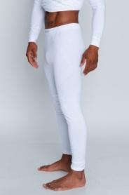 Термоштаны спортивные мужские Haster ProClima Hanna Style (SL05-155) - белые