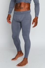 Термоштаны спортивные мужские Haster ProClima Hanna Style (SL05-152) - серые