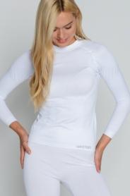 Термокофта спортивная женская Haster ProClima Hanna Style (SL06-1105) - белая