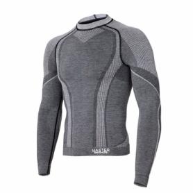 Термокофта мужская с шерстью мериноса Haster Merino Wool Hanna Style (SL05-21w2)