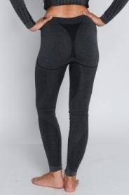 Термоштаны женские с шерстью альпаки Haster Hanna Style Alpaca Wool (SL60w201) - серые