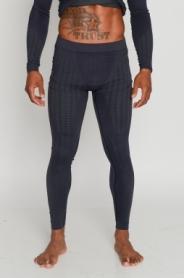 Термоштаны мужские спортивные Haster UltraClima Hanna Style (SL50u201) - черные