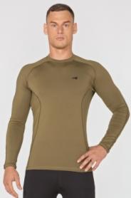 Кофта спортивная мужская с длинным рукавом Rough Radical Army LS (original)(SL8058)