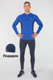 Костюм спортивный мужской Rough Radical Intensive SL8226, голубой
