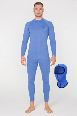 Комплект термобелья мужской повседневный Radical Madman (SLM8011) - синий