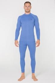 Комплект термобелья мужской повседневный Radical Madman (SLM8011) - синий - Фото №2