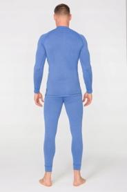 Комплект термобелья мужской повседневный Radical Madman (SLM8011) - синий - Фото №3