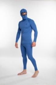 Комплект термобелья мужской повседневный Radical Madman (SLM8011) - синий - Фото №4